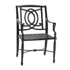 Bel Air Aluminium Outdoor Dining Chair