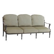 Bel Air 3 Seater Aluminium Outdoor Sofa Frame