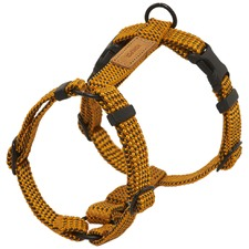 Yellow Jacket We Are Tight Dog Harness