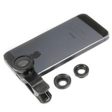 3 Piece Camera Lens Set