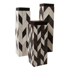 The Wolf Pack Side Tables (Set of 3)