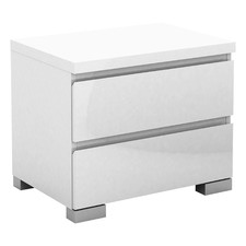 Piper 2 Drawer Bedside Table