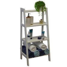 Odessa 4 Tier Multi-Purpose Shelf Ladder