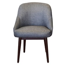 Provo Fabric Dining Chairs (Set of 2)
