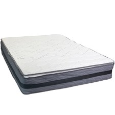 Memory Foam Pillow Top Pocket Spring Mattress