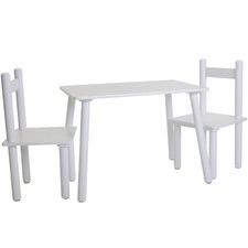 Kids' Classic Table & Chairs Set