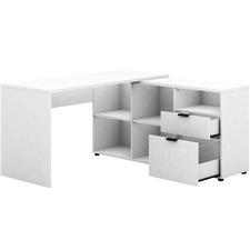 Rico L-Shaped Executive Desk