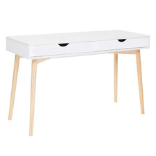 Dane Scandinavian Study Desk