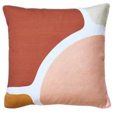 Eclipse Cotton-Blend Cushion