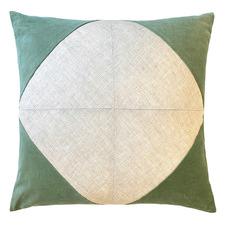 Panel Denver Velvet Cushion
