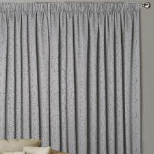 Dusk Abigail Pencil Pleat Curtains (Set of 2)