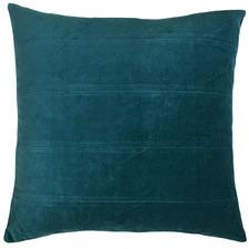 Panel London Velvet Cushion