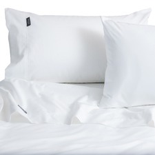 White Cotton Rich Sheet Set
