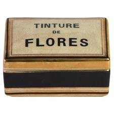 Vintage Style Flores Candle