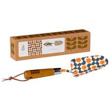 Flower Tile Orange Trowel