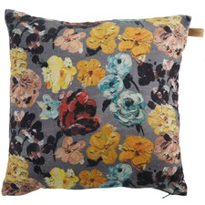 Oilily Rose Velvet Cushion