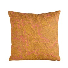 Coral Oilily Afterglow Cushion