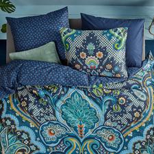 Punjab Paisley Cotton Quilt Cover Set