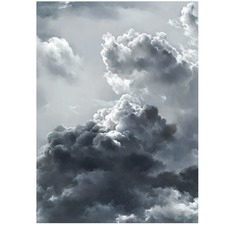 Cloudscape Printed Wall Art