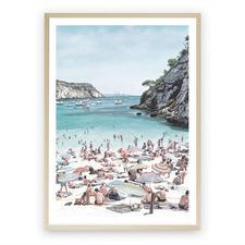 European Cove Printed Wall Art