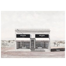Marfa Printed Wall Art