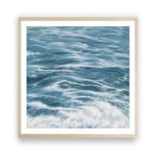 Ocean Swell Printed Wall Art