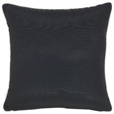 Amalfi Black Cushion