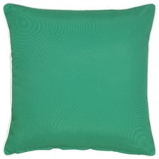 Amalfi Green Cushion