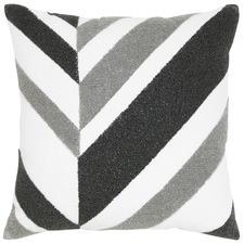 Akira Graphite Cotton Cushion