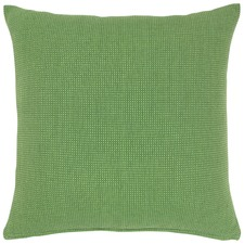 Kobi Green Cotton Cushion