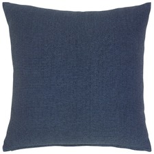 Kobi Navy Cotton Cushion