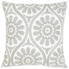 Marguerite Dove Cotton Cushion