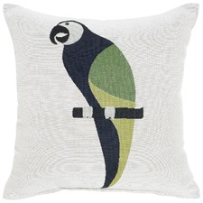 Poko Green Cushion