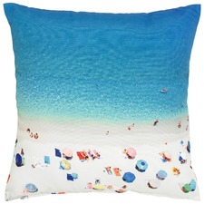Ravello Aqua Cushion