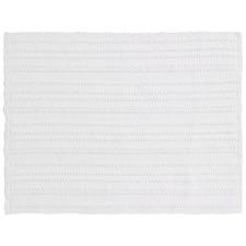Mendo White Cotton Placemat