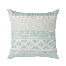 Shibori Print Mardi Cushion