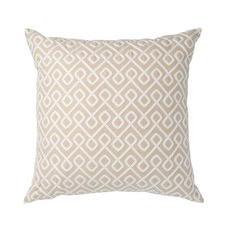 Geo Umbria Cotton Blend Cushion