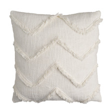 Chevron Andes Cotton Cushion