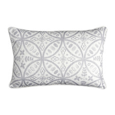 Printed Jardin Cushion