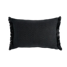 Rigour Rectangular Cotton Cushion