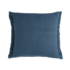 Rigour Square Cotton Cushion