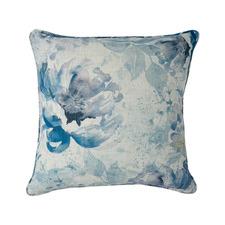 Saskia Linen-Blend Cushion