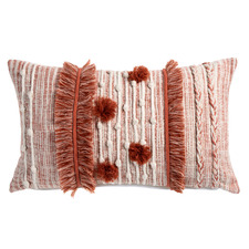 Printed Toto Cotton Cushion