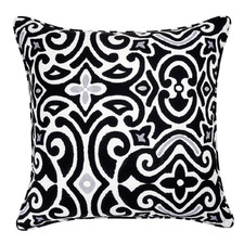 Emilio Square Reversible Outdoor Cushion