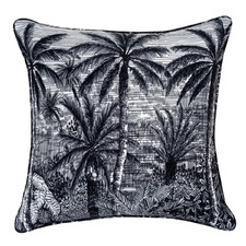 Sol Square Reversible Outdoor Cushion