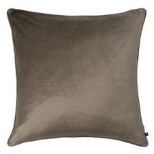Shiitake Roma Velvet Euro Cushion