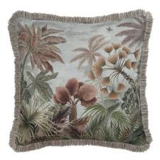 Cascade Cotton-Blend Cushion
