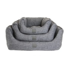 Ash Grey Sorrento Pet Bed