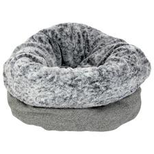 Grey Moonlight Pet Bed