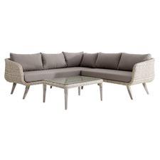 Avoca Outdoor Corner Sofa Set